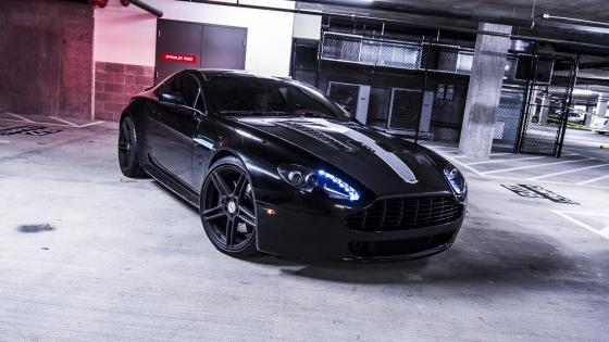 Aston Martin Virage wallpaper