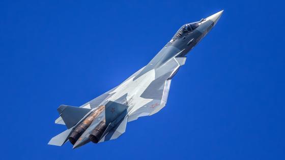 Sukhoi Su-57 (T-50) PAK-FA wallpaper
