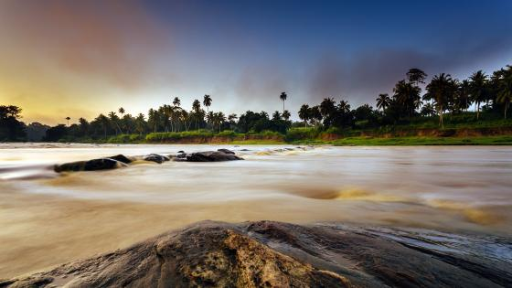 Sri Lanka landscape wallpaper