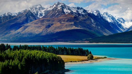 Lake Tekapo wallpaper