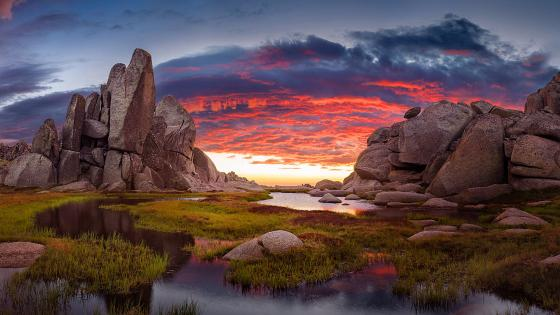 Kosciuszko National Park (Australia) wallpaper
