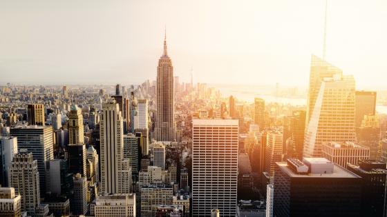 Empire State Building wallpaper
