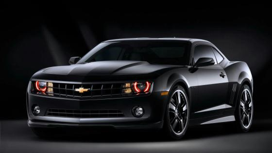 Black Chevrolet wallpaper