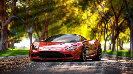 Aston Martin Concept wallpaper