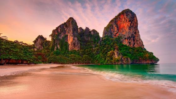 Railay Beach (Thailand) wallpaper