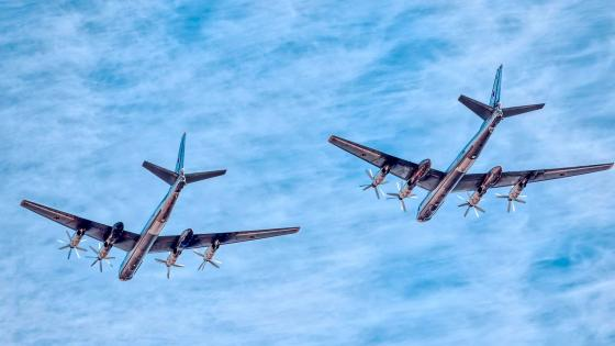 Tupolev Tu-95 wallpaper