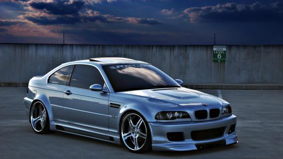 BMW m3 gtr wallpaper