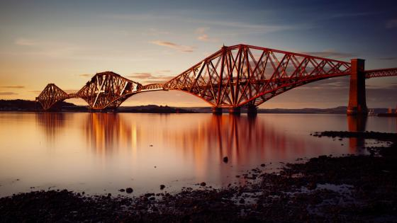 Forth Bridge (Scotland) wallpaper