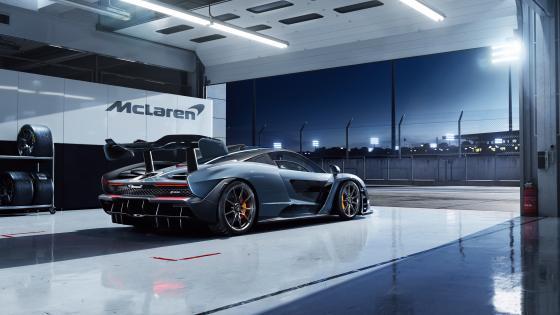 McLaren Senna wallpaper