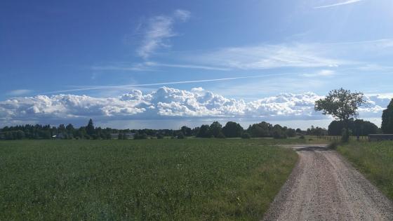 cloud, sunny wallpaper