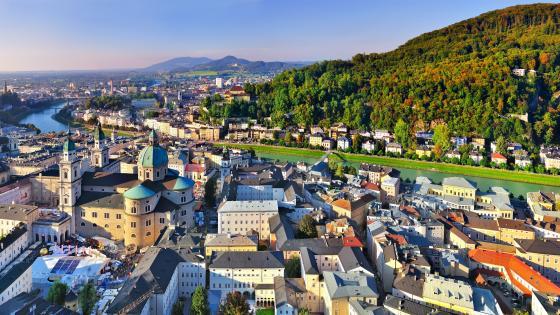 Salzburg wallpaper