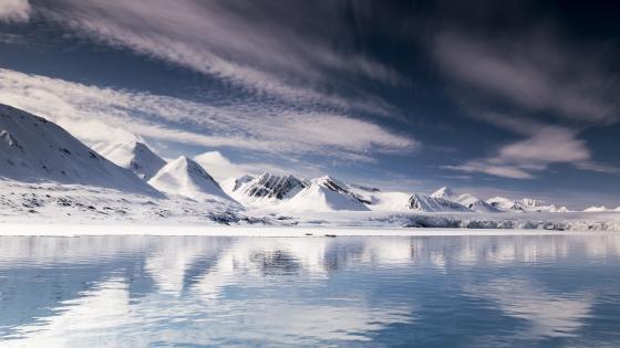 Spitsbergen wallpaper