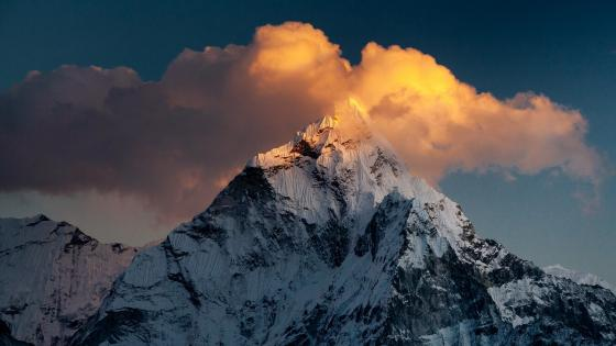 Ama Dablam (Nepal) wallpaper