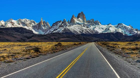 Fitz Roy wallpaper