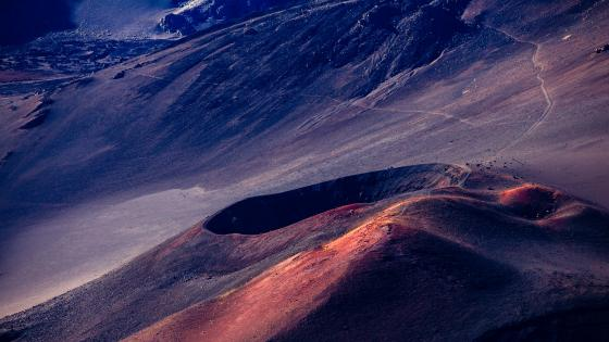 Haleakala Crater (Haleakala National Park) wallpaper