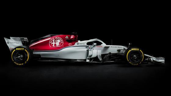 Sauber F1 wallpaper