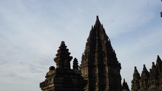 Prambanan Tample wallpaper