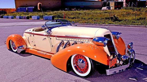 1936  Auburn Speedster wallpaper