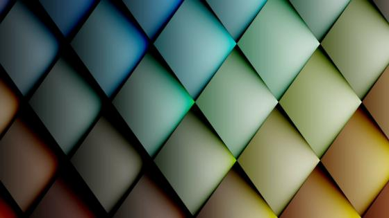 3D pattern wallpaper