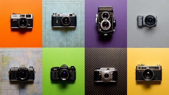 Cameras wallpaper