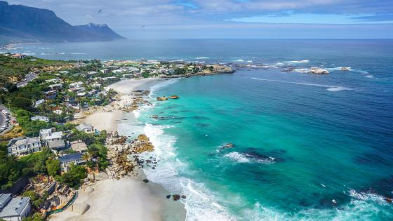 Cape Town, South Africa wallpaper