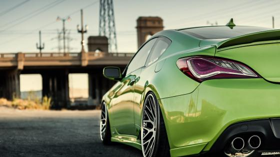 Hyundai Genesis Tuning wallpaper