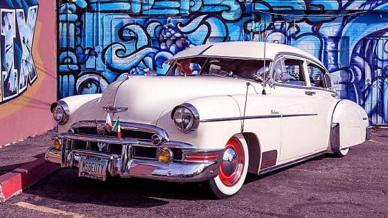 1949 Chevrolet Fleetline Deluxe lowrider wallpaper