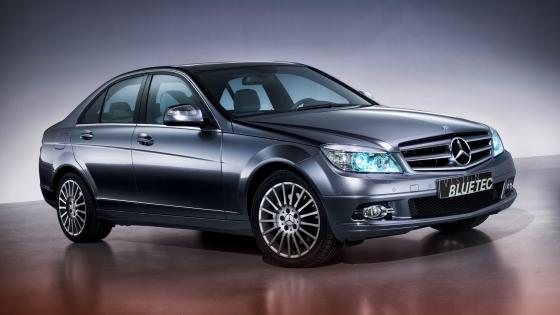 Mercedes Benz c 220 Bluetec wallpaper