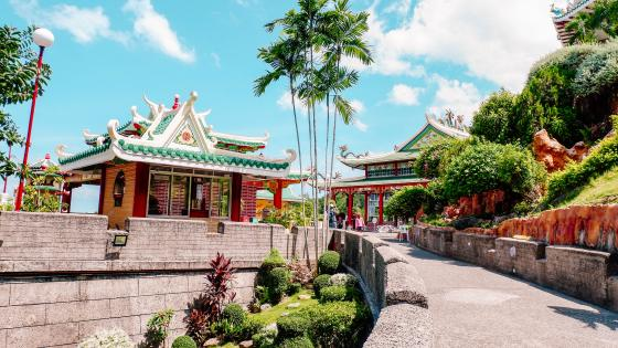 Cebu Taoist Temple wallpaper