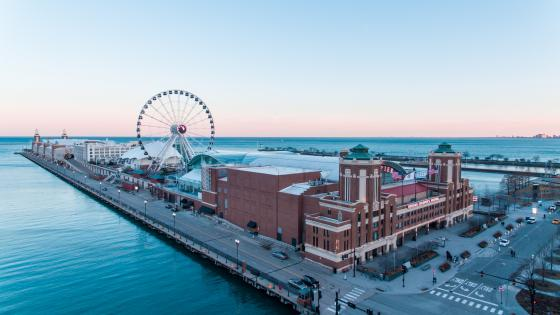 Navy Pier wallpaper