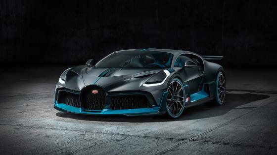 Bugatti Divo Hypercar wallpaper