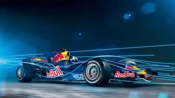 RBR F1 wallpaper