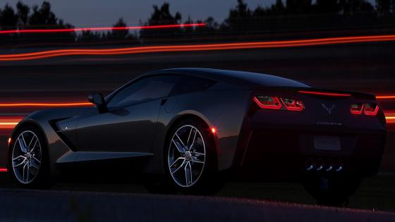 Chevrolet Corvette Stingray C7 wallpaper