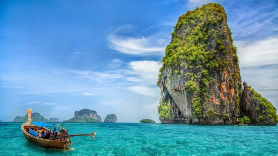 Railay Beach wallpaper