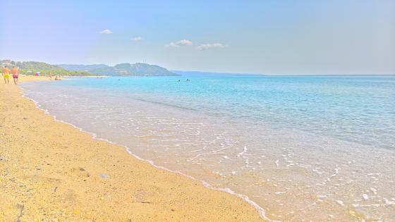 Possidi Beach, Greece wallpaper