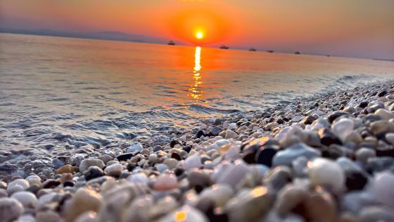 Hanioti Beach, Greece wallpaper