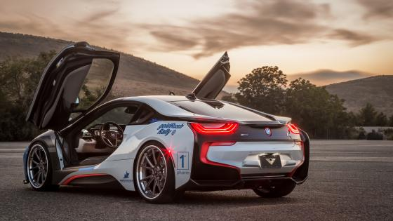2018 BMW i8 Coupe Roadster wallpaper