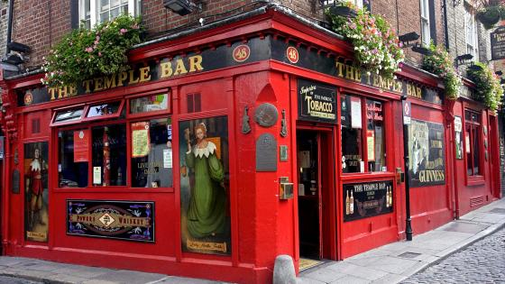 The Temple Bar (Dublin) wallpaper