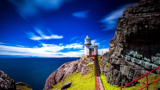 Sheep's Head Lighthouse (Ireland) wallpaper