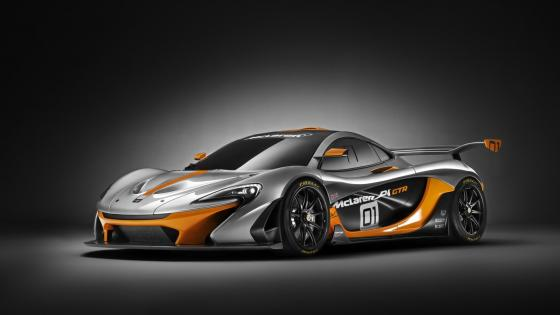 Maclaren P1 wallpaper