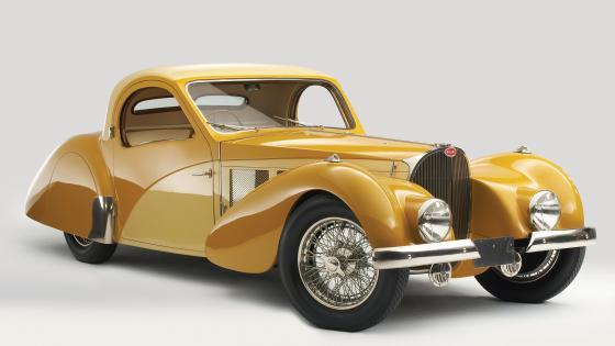 Bugati Classic  Car wallpaper