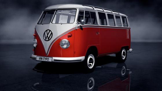 VW Type  2 wallpaper