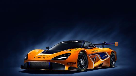 2019 McLaren 720S GT3 wallpaper