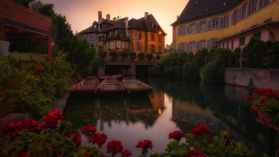 Colmar wallpaper