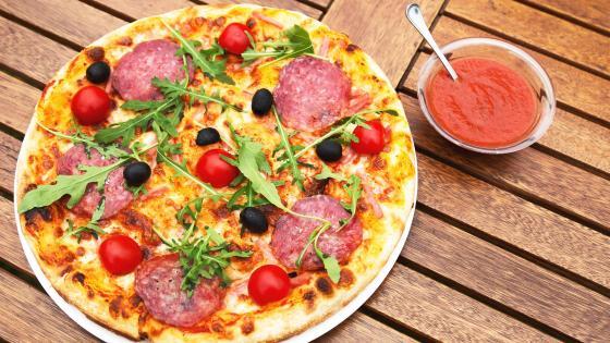 Pizza 🍕 wallpaper