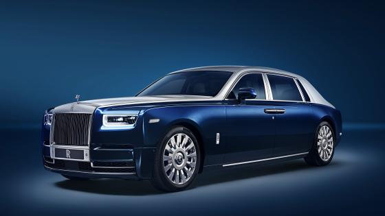 Rolls Royce Phantom EWB Chengdu 2018 wallpaper