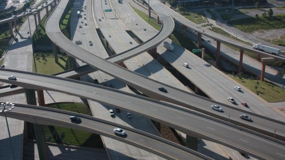High Five Interchange wallpaper
