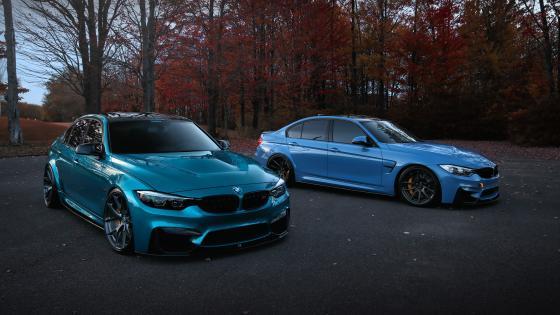 BMW 3 Series wallpaper