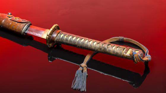 Katana sword wallpaper