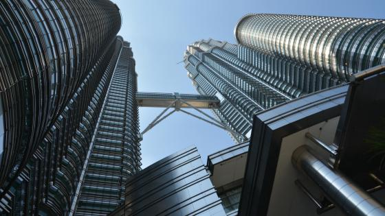 Petronas Towers wallpaper